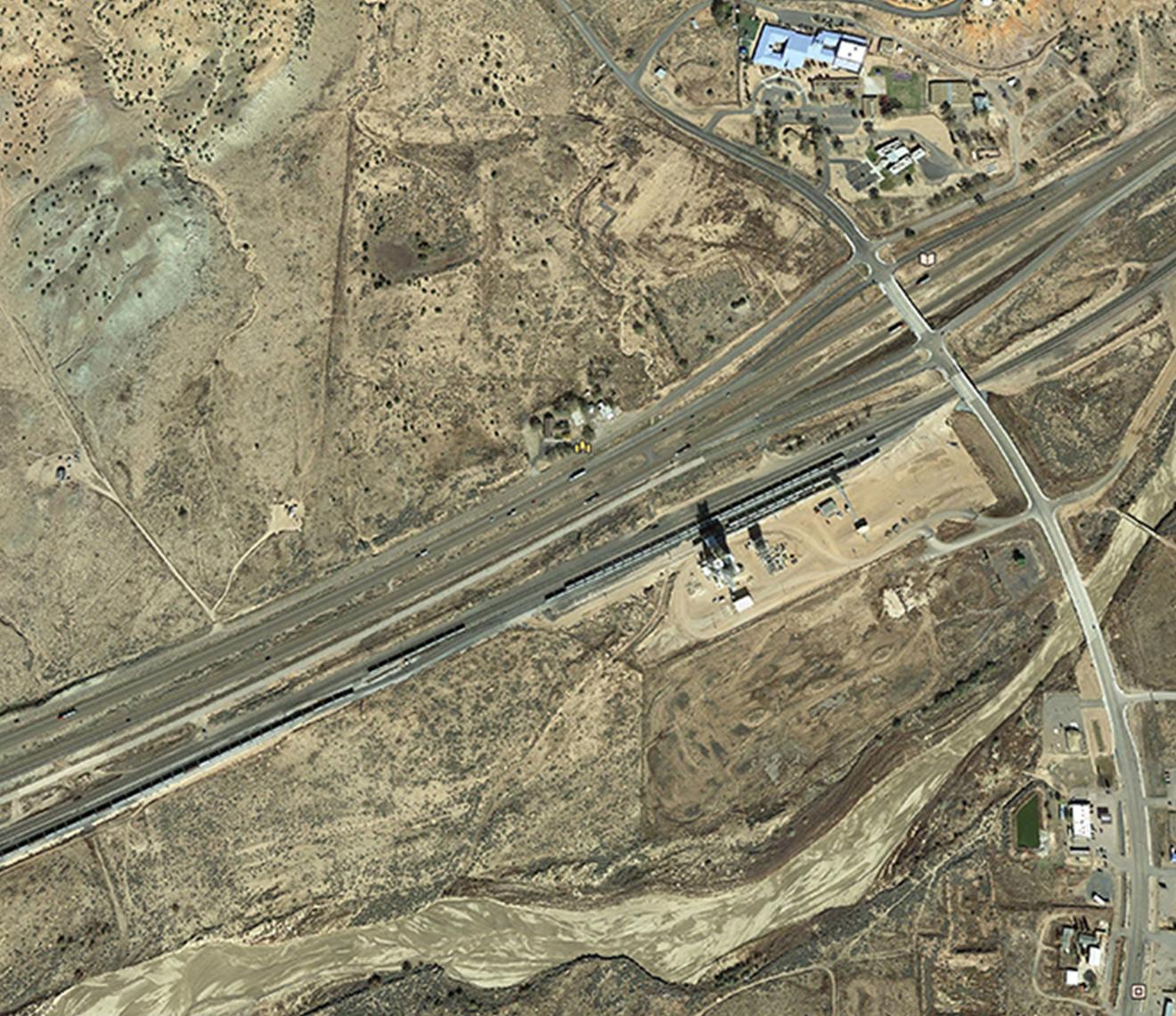 >500 rail car capacity at our rail load-out terminal.